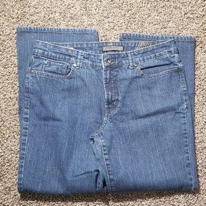 Nine West Jeans size 14 Bootcut